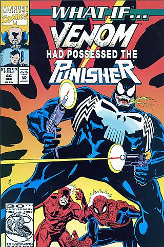 What if...Punisher - Venom